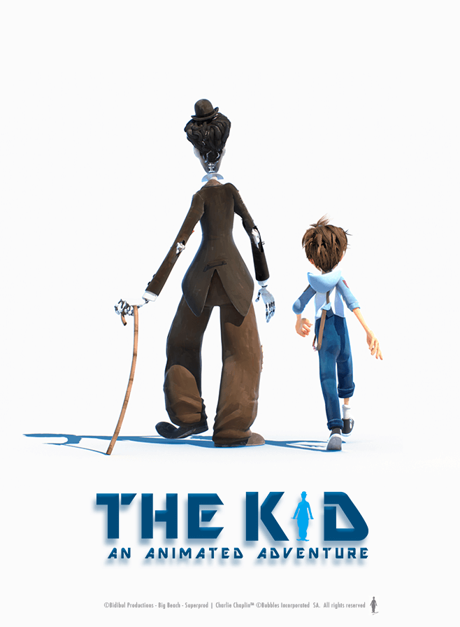 The Kid, an animated adventure